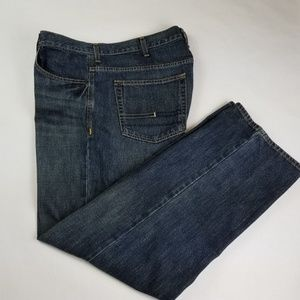Calvin Klein Jeans Relaxed Straight Jeans 38x 30